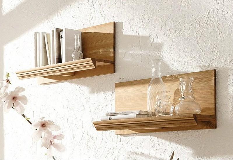 wandregall aus kiefernholz gelaugt ge lt. Black Bedroom Furniture Sets. Home Design Ideas