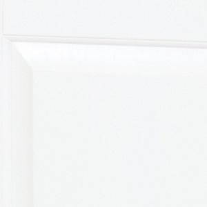 Buffet, Sidebord mit Aufsatz, Schrank Kiefernholz weiß lackiert